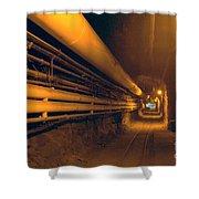 Sudbury Neutrino Observatory Sno Shower Curtain