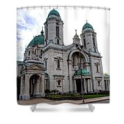 The Basilica Shower Curtain
