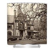The Rhine House Shower Curtain