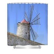 Trapani - Sicily Shower Curtain