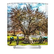 Trostle Farm Shower Curtain