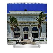 Ventura City Hall Shower Curtain