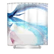 Vocaloid Shower Curtain