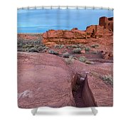 Wupatki National Monument Shower Curtain