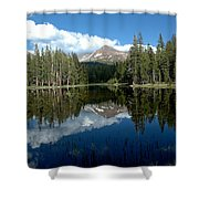 Yosemite Reflections Shower Curtain