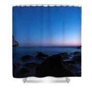 Landscape Painting Shower Curtain