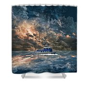 4100 Shower Curtain