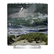 4135 Shower Curtain