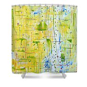 504 Shower Curtain