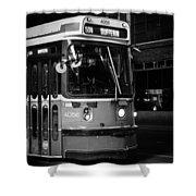 504 Streetcar Shower Curtain