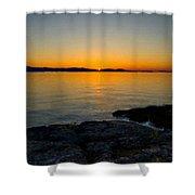 Art Landscape Paintings Shower Curtain