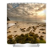 New Landscapes Shower Curtain
