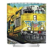 5141 Shower Curtain