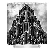 519 8th Avenue, Midtown New York Shower Curtain