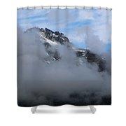 Alaska_00052 Shower Curtain