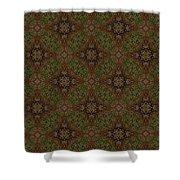 Arabesque 074 Shower Curtain