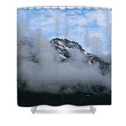 Alaska_00053 Shower Curtain