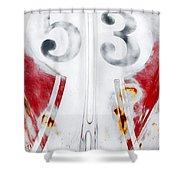 53 Vw Shower Curtain