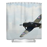 54 Shower Curtain