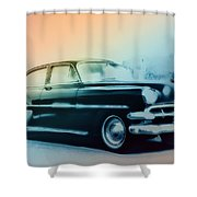 54 Chevy Shower Curtain