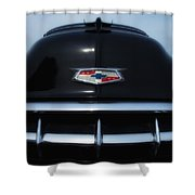 54 Chevy Grill Shower Curtain