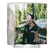 Loved Ones Shower Curtain