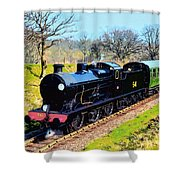 541 South Shower Curtain