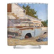 '55 210 Shower Curtain