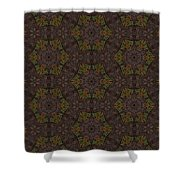 Arabesque 071 Shower Curtain