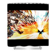 5549 Touhou Hd S Shower Curtain