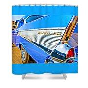 57 Classic Shower Curtain
