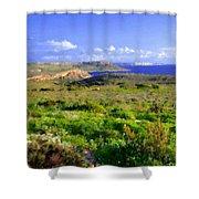 Landscape Images Shower Curtain