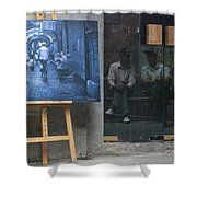 5712 - Tianzifang Shower Curtain