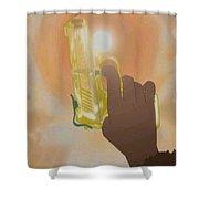 57767 Flcl Shower Curtain
