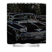 58 Fleetwood Shower Curtain