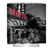 5828- Tropic Theater Shower Curtain