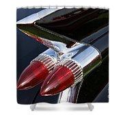 '59 Cadillac Shower Curtain