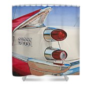 59 Dodge Royal Lancer Shower Curtain