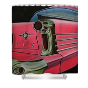 59 Olds Shower Curtain