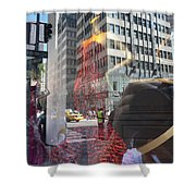 5th Avenue Shower Curtain