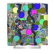 6-10-2015abcdefghijklmno Shower Curtain