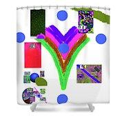 6-11-2015dabc Shower Curtain
