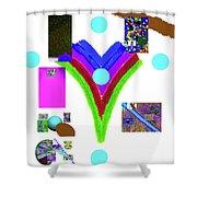 6-11-2015dabcdefg Shower Curtain