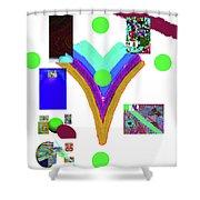 6-11-2015dabcdefghijklm Shower Curtain
