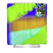 6-17-2015dabcdefghijklmn Shower Curtain