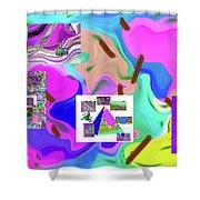6-19-2015dabc Shower Curtain