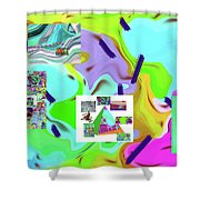 6-19-2015dabcdefghijklmno Shower Curtain