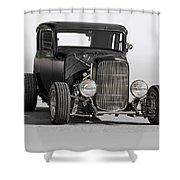 1932 Ford Tudor Sedan Shower Curtain