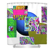 6-20-2015gab Shower Curtain