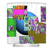 6-20-2015gabc Shower Curtain